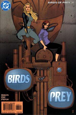 Birds of Prey Vol 1 38