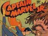 Captain Marvel, Jr. Vol 1 47