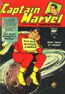 Captain Marvel Adventures Vol 1 141