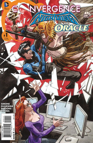 Convergence Nightwing Oracle Vol 1 1