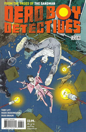 Dead Boy Detectives Vol 2 6