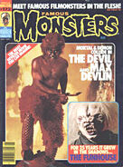 Famous Monsters of Filmland Vol 1 173
