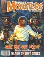 Famous Monsters of Filmland Vol 1 253
