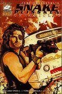 John Carpenter's Snake Plissken Chronicles Vol 1 1-B