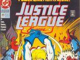 Justice League Europe Vol 1 49