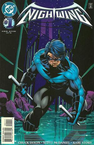 Nightwing Vol 2 1