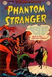 Phantom Stranger Vol 1 1