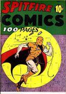 Spitfire Comics Vol 1 2