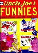 Uncle Joe's Funnies Vol 1 1