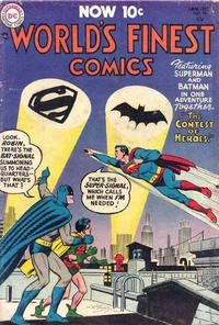 World's Finest Comics Vol 1 74