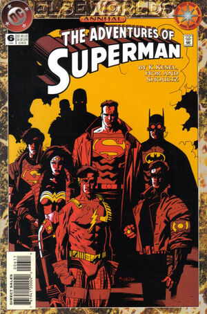 Adventures of Superman Annual Vol 1 6
