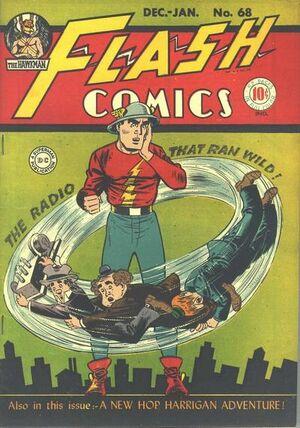 Flash Comics Vol 1 68
