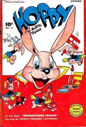 Hoppy the Marvel Bunny Vol 1 15