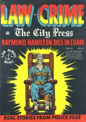Law Against Crime Vol 1 1