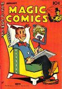 Magic Comics Vol 1 90