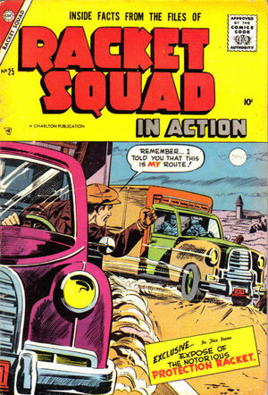Racket Squad in Action Vol 1 25