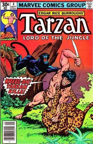 Tarzan Vol 2 4