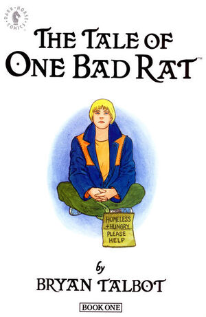 The Tale of One Bad Rat Vol 1 1