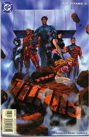 Titans (DC) Vol 1 36