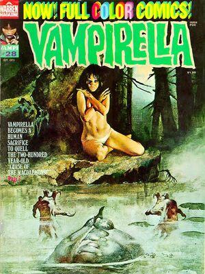 Vampirella Vol 1 28