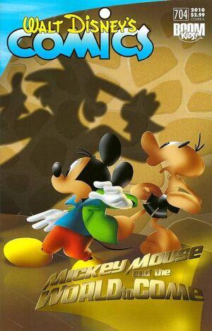 Walt Disney's Comics and Stories Vol 1 704