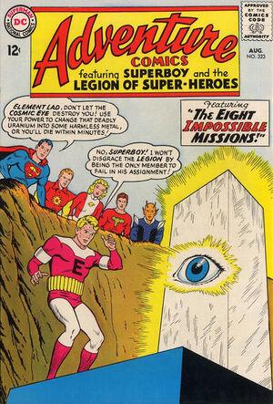 Adventure Comics Vol 1 323
