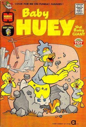 Baby Huey Vol 1 22