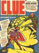 Clue Comics Vol 1 5