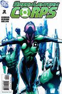 Green Lantern Corps Vol 2 2