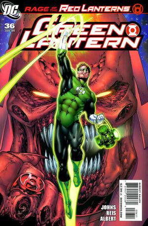 Green Lantern Vol 4 36