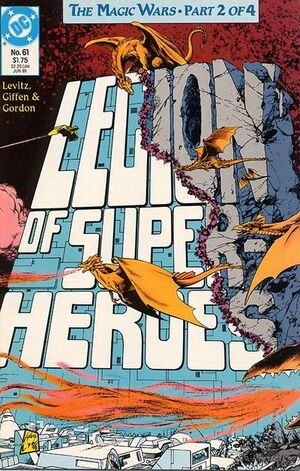 Legion of Super-Heroes Vol 3 61
