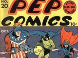 Pep Comics Vol 1 20