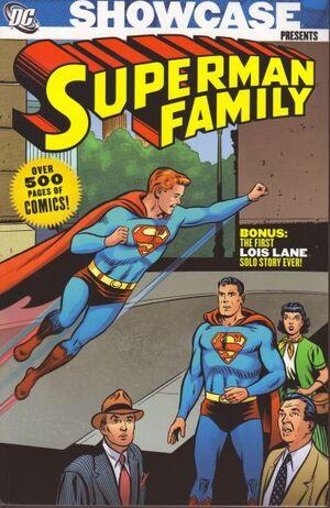 Showcase Presents Superman Family Vol 1 1
