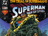 Superman: Man of Steel Vol 1 50