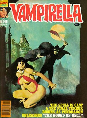 Vampirella Vol 1 96
