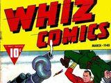 Whiz Comics Vol 1 3A