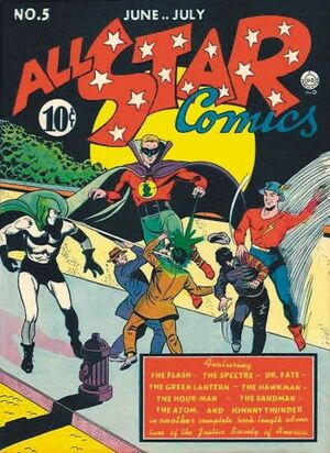 All-Star Comics Vol 1 5
