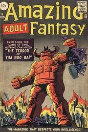 Amazing Adult Fantasy, no. 9 (front cover)