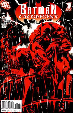Batman Cacophony Vol 1 1