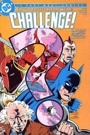 DC Challenge Vol 1 6