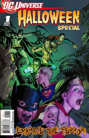 DC Universe Halloween Special Vol 1 1