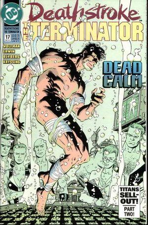 Deathstroke the Terminator Vol 1 17