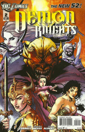 Demon Knights Vol 1 2