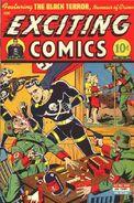 Exciting Comics Vol 1 39