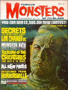Famous Monsters of Filmland Vol 1 31