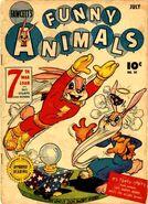 Fawcett's Funny Animals Vol 1 30