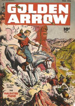 Golden Arrow (comics)