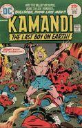 Kamandi Vol 1 28