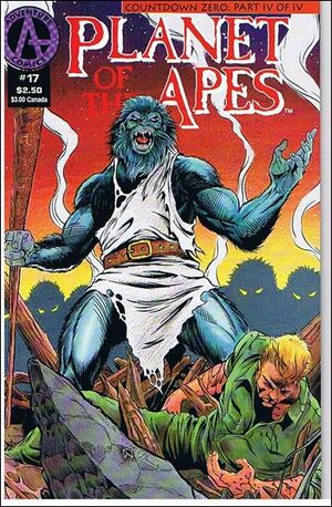 Planet of the Apes (Adventure) Vol 1 17
