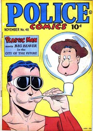 Police Comics Vol 1 48